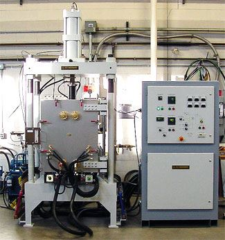 50 Ton Hot Press Furnace