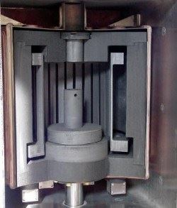 50 ton hot press Graphite Furnace