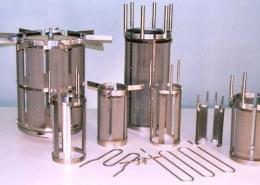 refractory heating elements
