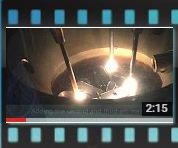 ARc Melting Furnace TA-200 video