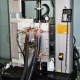Testing system with thermal chamber