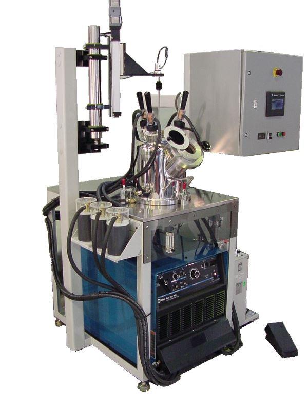 ABJ-900-3 Tri-arc Melting Furnace