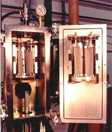 Custom furnace chamber to accommodate internal sensors