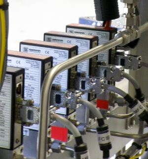 Partial Pressure Gas system