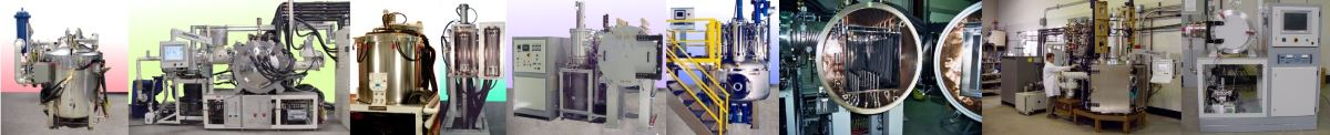 vacuum furnaces collage