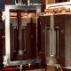 5 ton hot press graphite hot zone