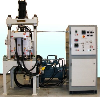 Hot Press Furnace 15 Ton GA
