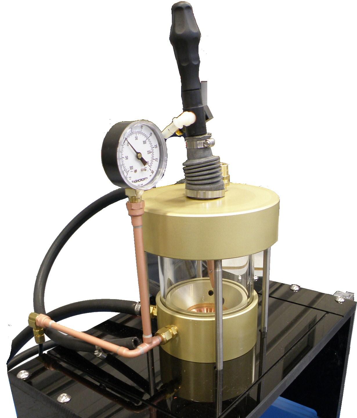 Arc Melt Furnace SA-200 Chamber