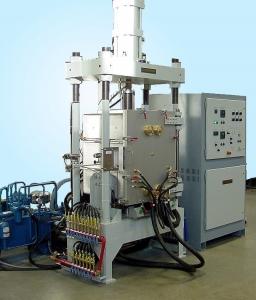 Hot Press Furnace 25-100 Ton Image
