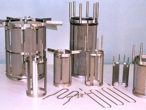 refractory heating elements