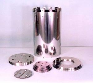 refractory heat shielding