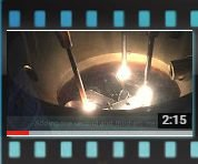 ARc Melting Furnace TA-200 video