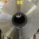 graphite tube chamber opened