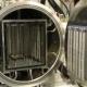 heat treat chamber mesh heater