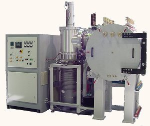 Large heat treat furnace
