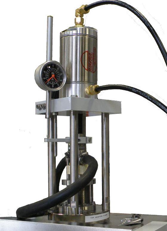0.5 Ton Mini hot press kit
