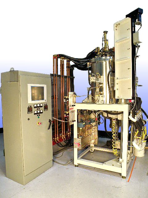 Model B14 Bottom Loading Furnace