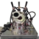 ABJ-900-3 Tri-arc Melting Furnace Chamber