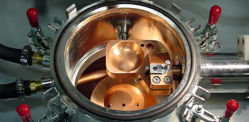 vacuum casting for arc melting furnaces