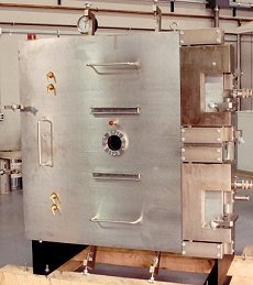 Large custom chamber for integration in other equipment