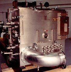 35 cuft custom chamber