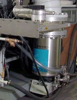 cryogenic pumping system