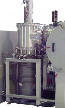 "16"" Diffusion pumping system"