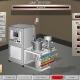 HMI Screen small sintering furnace