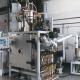 Bottom loading sintering furnace GA