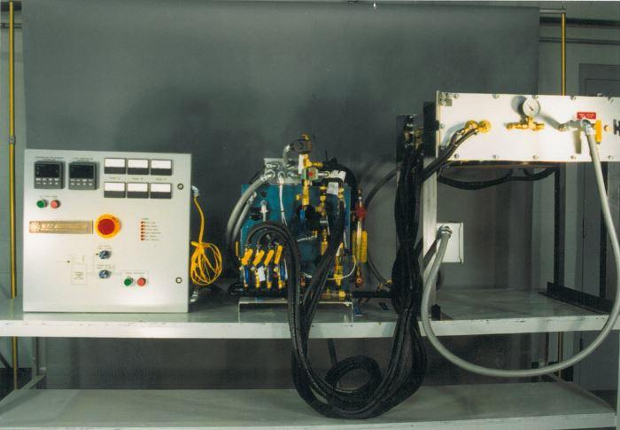 1000C Steam Furnace