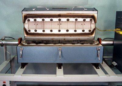 Wire Oxidation furnace chamber