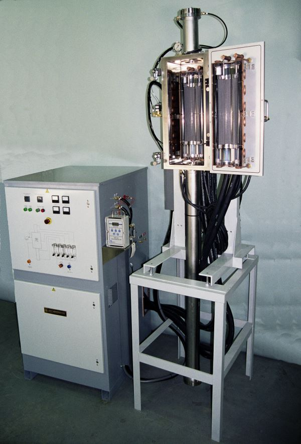 Vertical Wire Annealing furnace