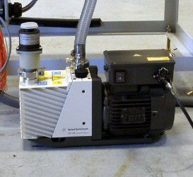 roughing pump