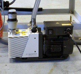 roughing pump