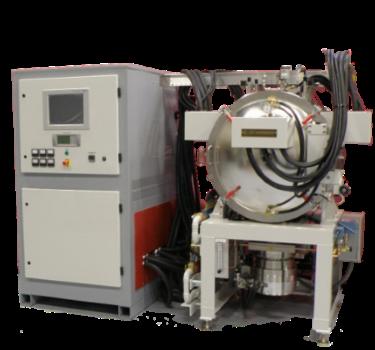 vacuum furnace turbo pumping system